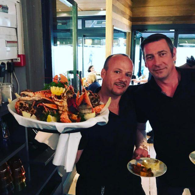 homard belleequipe trouville restaurant
